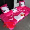 Karpet Lipat Karakter Hello kitty , Karpet Sofabad, Karpet Bulu Rasfur