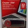 Sandisk Flashdisk Cruzer Dial CZ57 - 32GB - GARANSI RESMI