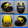 Helm KYT X Rocket / helm murah / full face