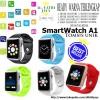 Smart Watch u10 a1 Hijau / Green Smartwatch Canggih keren kado anak