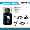 (Paket Motorsport) GoPro HERO 6 Black Action Camera Aksesoris Racing