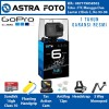 Gopro Hero 6 Black Edition Paket Dahsyat 16gb Garansi Resmi TAM
