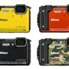 Nikon COOLPIX W300 PAKET LENGKAP (4K,WATERPOOF 30Meter,GPS,WiFi,Bluet)