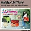 Snobby TPT 1773 Tas Bayi Besar Giraffe Animal Series / Diaper Bag