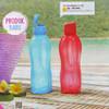 Tupperware Eco Bottle 1L fliptop 2 buah