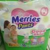 Popok Celana Bayi Merries Pants XL