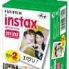 Refill Isi Instax Mini Polos Twinpack (20 lembar)