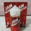 STRAWBERRY by JAM MONSTER 100ml 3mg Premium USA