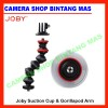 Joby Suction Cup & GorillaPod Arm For Gopro/Action Video