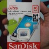 SANDISK 16GB MicroSDHC UHS-I 16 GB MAX SPEED 48MBPS GARANSI RESMI 5TH