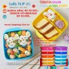 Tupperware Lolly Tup (1) Warna Random