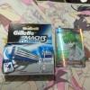Gillette Mach 3 Turbo (Refill isi 4)
