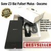 Sony Xperia Z3 Big Fullset - Mulus Like New - Docomo - Second