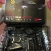 MSI Motherboard H270 gaming pro Carbon