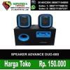 SPEAKER ADVANCE DUO-600