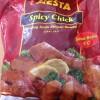 Frozen Food Fiesta Spicy Chick 500 Gr