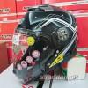 Helm Nolan N44 Evo Como Metal Black Multy Model
