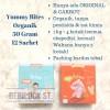 Yummy Bites ORGANIC Rice Crackers Biskuit Bayi