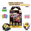 Fujifilm Refill Instax Mini Minion Black Despicable Me Instax Minion