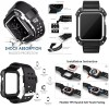 Armor Strap Band with Case Apple Watch 42mm