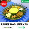 Nasi Tumpeng Berkah 5 porsi - Nasi Kuning - Nasi Kentjana