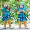Baju anak perempuan / Baju muslim anak / baju anak lucu