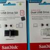 Sandisk OTG 32GB USB 3.0 ULTRA DUAL USB Drive