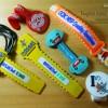 Souvenir Cord Holder / Pengikat kabel dengan desain Custom