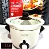 KS151 Slow Cooker Klaz 1.5L Clay Slow Cooker Alat Masak Lambat