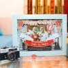 Scrapframe Foto 3D Kado Wedding Kekinian Kado Pernikahan