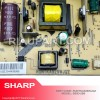 POWER SUPPLY TV SHARP LC32LE240 / LC32LE340M