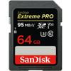 sandisk sdhc 64gb 95mb/s extreme pro