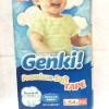 Nepia Genki Premium Soft Tape L 54 - L54 - Diaper - Diapers