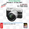 Fujifilm X-A10 / XA10 Kit 16-50mm