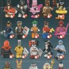 Lego Original Minifigure Batman Movie Complete Set Superheroes