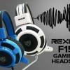 Headset Rexus F15 (LED)