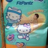 PAMPERS SWEETY FIT PANTS XL 34