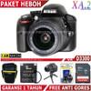 NIKON D3300 | LENS AF-P 18-55MM VR ( PAKET HEMAT ) GARANSI 1 TAHUN