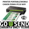 CANON IP110 PORTABLE MOBILE PRINTER
