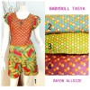Baby Doll Batik Tasya