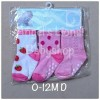 Kaos Kaki Carter's Girl 0-12m