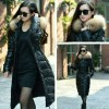 Winter Warm Down Jacket Parka Overcoat Jaket Mantel Hangat Import