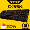 Keyboard Gaming Armaggeddon AK990i / keyboard gaming murah / AK990i
