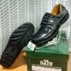 Sepatu Gats Original Casual Pria Slip Kulit Asli Terbaru Hitam TO 2202