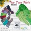 Jilbab Two Tone Plain By Umama/ Ori/ Murah/ Grosir