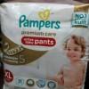 Popok Bayi Pampers Pants Premium Care size XL isi 21