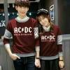 Baju Couple LP ACDC
