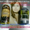 paket shampoo dan minyak penumbuh rambut 100% original