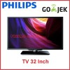 Philips LED TV 32PHA4100S/70 - 32 Inch Slim - TV LED