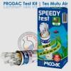 6 in 1 Test Kit | Tes ph gH kH No2 NO3 Cl2 | Teskit / Testkit PRODAC